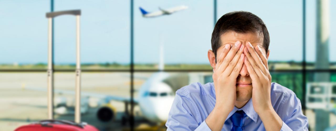 Что такое аэрофобия и как с ней справиться?