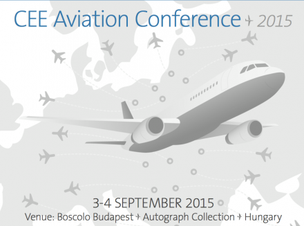 CEE AVIATION CONFERENCE'S 2015 ANNUAL EVENT