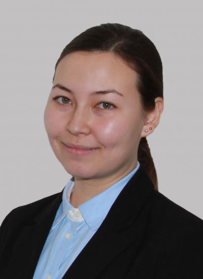 Альмира Дускалиева