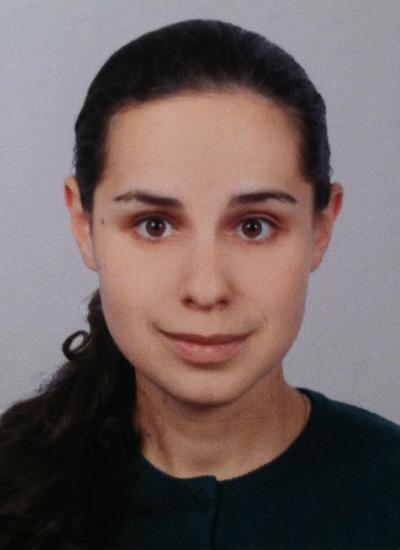 Ксения Дмитриевна Шестакова